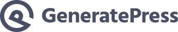 logo GeneratePress